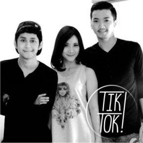 TIK! TOK! // 160 PAGE - ALBUM RELEASE