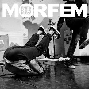THE MAKING OF CONVERSE x MORFEM // SNEAKERFUZZ MINI ALBUM RELEASE