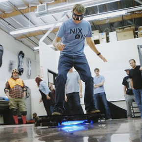 HENDO HOVERBOARDS // WORLD'S FIRST REAL HOVERBOARD