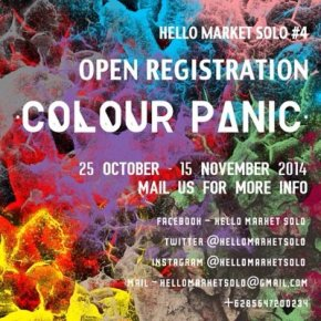 COLOUR PANIC // HELLO MARKET SOLO #4