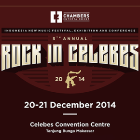 NEWS UPDATE EVENT // 5TH ANNUAL ROCK IN CELEBES 2014