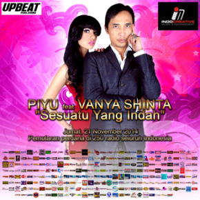 "PIYU Feat. VANYA SHINTA // ""SESUATU YANG INDAH"" SINGLE RELEASE"