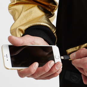 MOPHIE X OPENING CEREMONY // LIMITED EDITION - CHARGING VARSITY JACKET LIMITED EDITION
