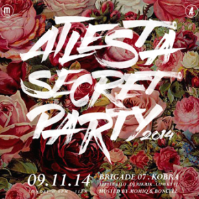 ATLESTA SECRET PARTY // THE GREAT ESCAPE (AFTER MOVIE)