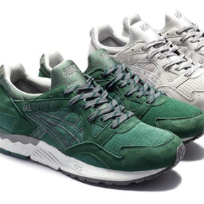 "ASICS GEL LYTE V // ""OUTDOOR"" PACK"