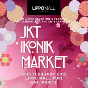 VALENTINE'S CREATIVE FESTIVAL // JKT IKONIK MARKET