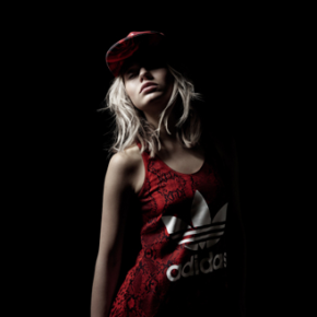 """RED CLASH"" CAPSULE COLLECTION // ADIDAS ORIGINALS WOMEN'S"