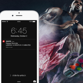 NIKE UNVEILS SNKRS APP // SNEAKER ONE-STOP SHOP