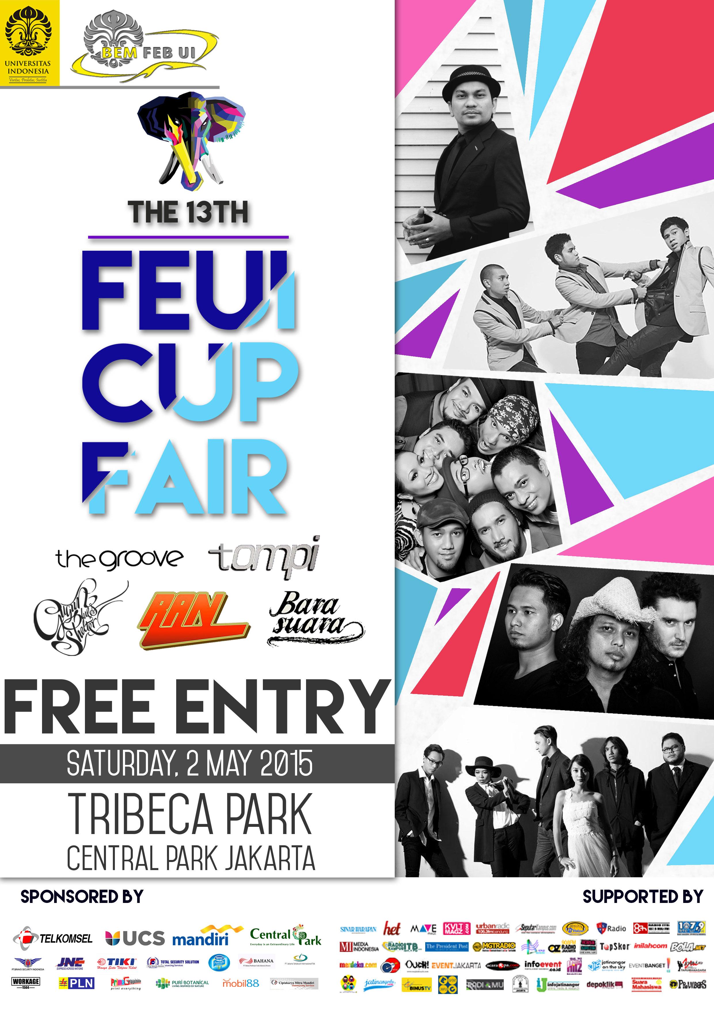 Poster FEUICUP Fair