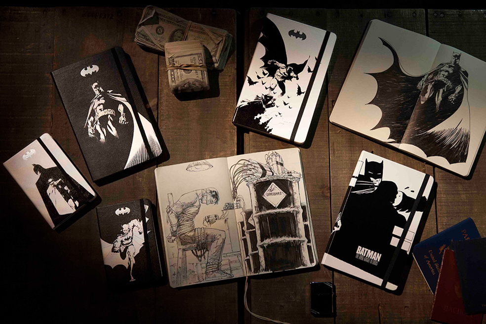 moleskine-limited-batman-collection-00