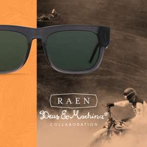 RAEN X DEUS EX MACHINA // SUNGLASSES EDITION