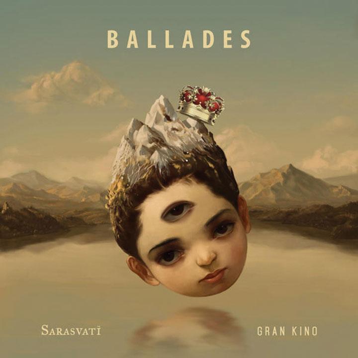 SARASVATI---BALLADES