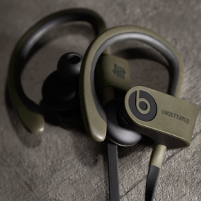 MAVE ON GADGET // UNDEFEATED X BEATS BY DR. DRE POWERBEATS2