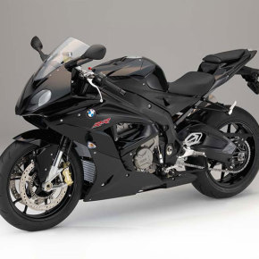 BMW S1000RR // AND MISSION IMPOSSIBLE