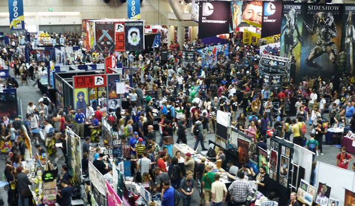 Comic-Con-Floor