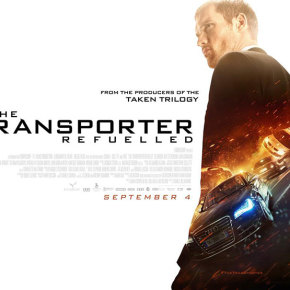 THE TRANSPORTER REFUELED //WILL BE RELEASE ON SEPTEMBER 2015