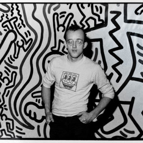 KEITH HARING// PELUKIS POP ART//GRAFFITI