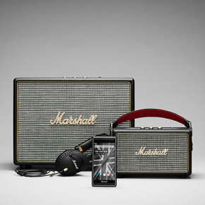 MARSHALL RELEASE// SMARTPHONE