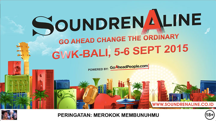 soundrenaline-promo-poster