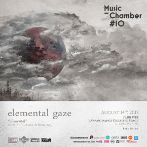 "ELEMENTAL GAZE// MERILLIS ALBUM// ""ELEMENTAL""// DI MUSIC CHAMBER #10"