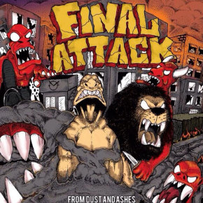 FINAL ATTACK RELEASE NEW ALBUM 2015