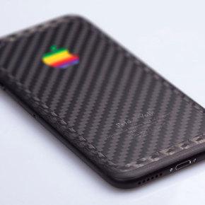 DOUBLE CARBONE IPHONE 6 FELD AND VOLK CUSTOM