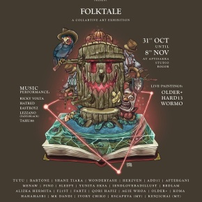 FOLKTALE // ART EXHIBITION