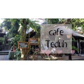 MAVE ON KULINER // CAFE TEDUH