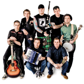 DROPKICK MURPHYS 20TH ANNIVERSARY TOUR