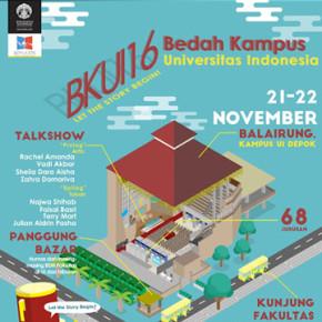 BEDAH KAMPUS UNIVERSITAS INDONESIA 2016
