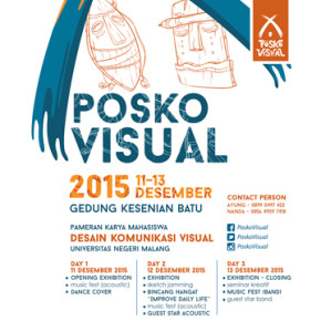 REVIEW POSKO VISUAL UNIVERSITAS NEGERI MALANG