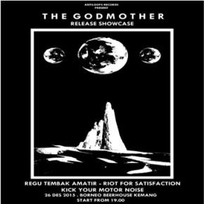 THE GODMOTHER LUNCURKAN ALBUM TERBARUNYA