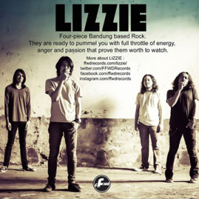FFWD RECORDS ARE PLEASED TO ANNOUNCE THEIR NEW ROSTER: LIZZIE