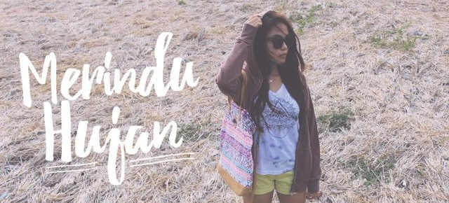 MERINDU HUJAN // FASHION SPREAD #47