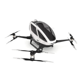 THE EHANG DRONE 184 // FLY LIKE A BOSS