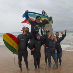 BILLABONG'S // JOSH ENSLIN SETS GUINNESS WORLD RECORD FOR LONGEST SURF SESSION