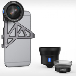 ZEISS // EXTERNAL LENSES FOR YOUR IPHONE CAMERA