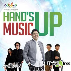 SIKLUS ORGANIZER // HAND'S UP MUSIC