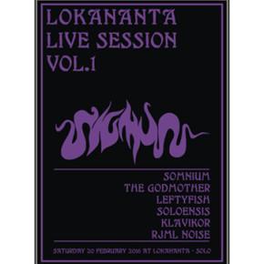 LOKANANTA LIVE SESSION VOL.1