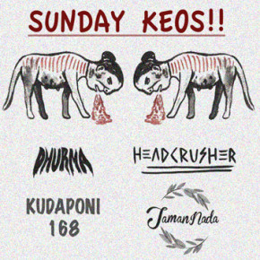 HEADCRUSHER// SUNDAY KEOS