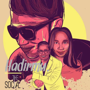 "THE SOCIAL // SINGLE RELEASE ""HADIRMU"""
