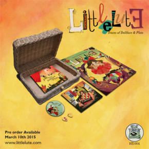 "LITTLELUTE // ALBUM RELEASE ""TRACES OF DOLLFACE & PLOTS"" DALAM FORMAT BOX SET"