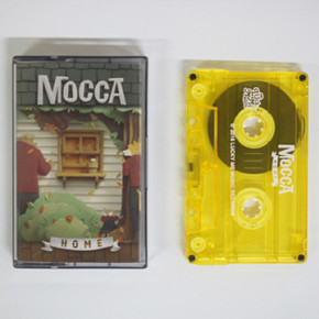 "RECORD STORE DAY INDONESIA 2016 // MOCCA RILIS KASET ALBUM ""HOME"""