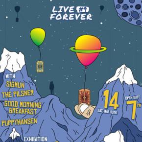 LIVE FOREVER #9