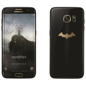 SAMSUNG GALAXY S7 // EDGE INJUSTICE EDITION