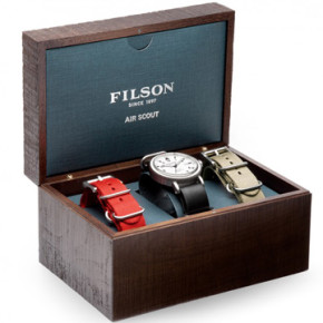 FILSON // LIMITED EDITION AIR SCOUT WATCH