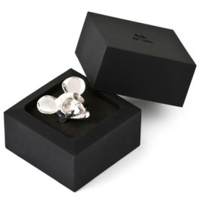 TOM WOOD X JOHN ANDRE HANOY // MICKEY MOUSE SKULL RING COLLECTION