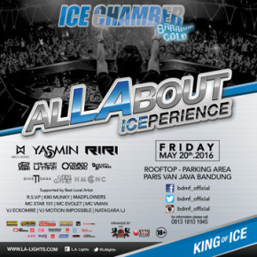 ICE CHAMBER // WINTER IS COMING