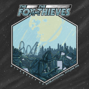 THE FOX AND THE THIEVES // BAYBEATS FESTIVAL SINGAPORE 2016
