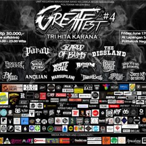 GREAT FEST #4 // TRI HITA KARANA